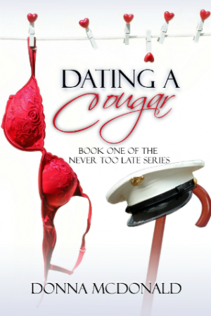 Dating A Cougar Cover