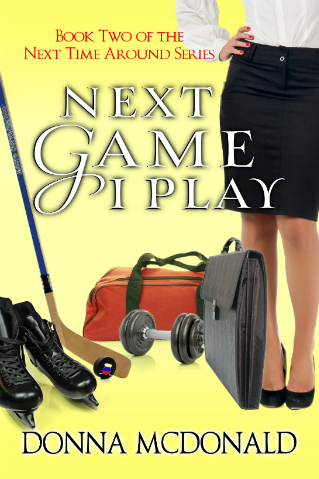 romantic comedy, contemporary romance, next time around series, donna mcdonald