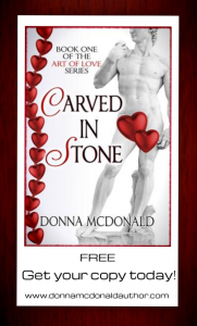Book 1 of the ART OF LOVE Series