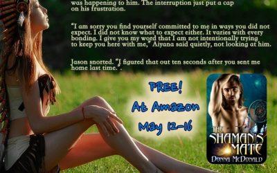 The Shaman's Mate – FREE at Amazon