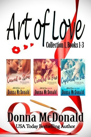 Art of Love Collection 1 by Donna McDonald