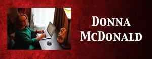 donna mcdonald, donna mcdonald author, donna mcdonald blog, donna mcdonald books