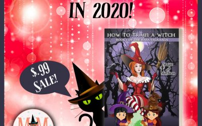 January 99 cents Sale – How To Train A Witch (BYS, Book 1)