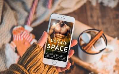 Releasing March 10 – Loved In Space Anthology