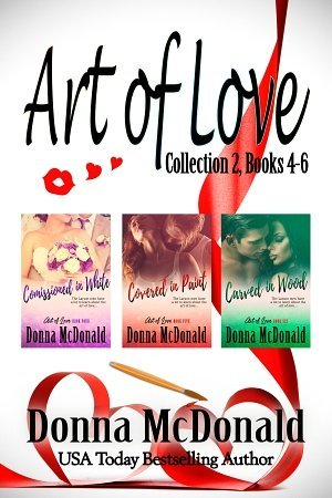 Art of Love Collection 2 by Donna McDonald