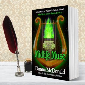 Midlife Muse Paranormal Women's Fiction