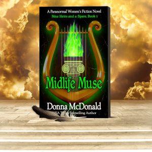 midlife muse meme, donna mcdonald books