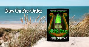 paranormal women's fiction, donna mcdonald author, donna mcdonald books