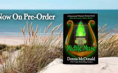Midlife Muse – A Paranormal Women's Fiction Novel