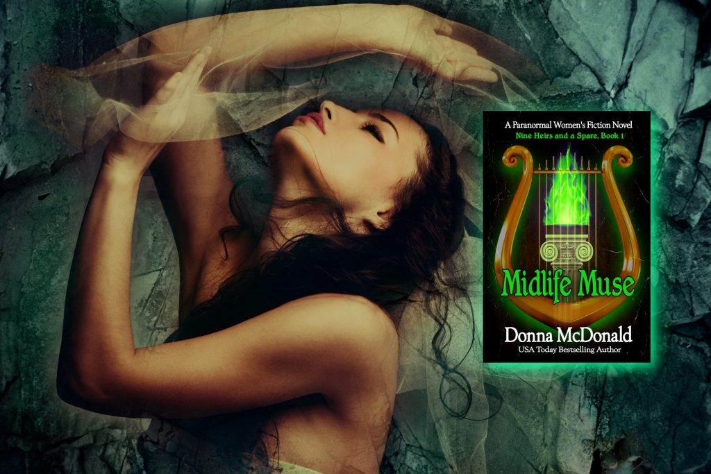 Midlife Muse Promo Paranormal Women's Fiction