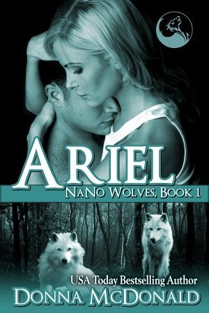 Cover of Ariel Nano Wolves 1 by Donna McDonald