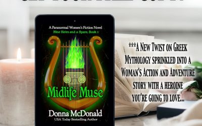Midlife Muse – Last day FREE at Amazon April 13