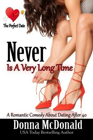 Never Is A Very Long Time Cover