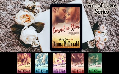 Art of Love Series Now In Kindle Unlimited!