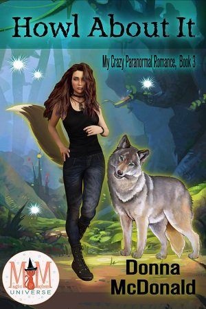 Howl about it by Donna McDonald Light Paranormal romance