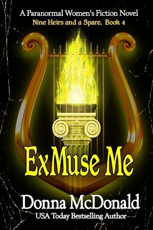 ExMuse Me Cover by Donna McDonald