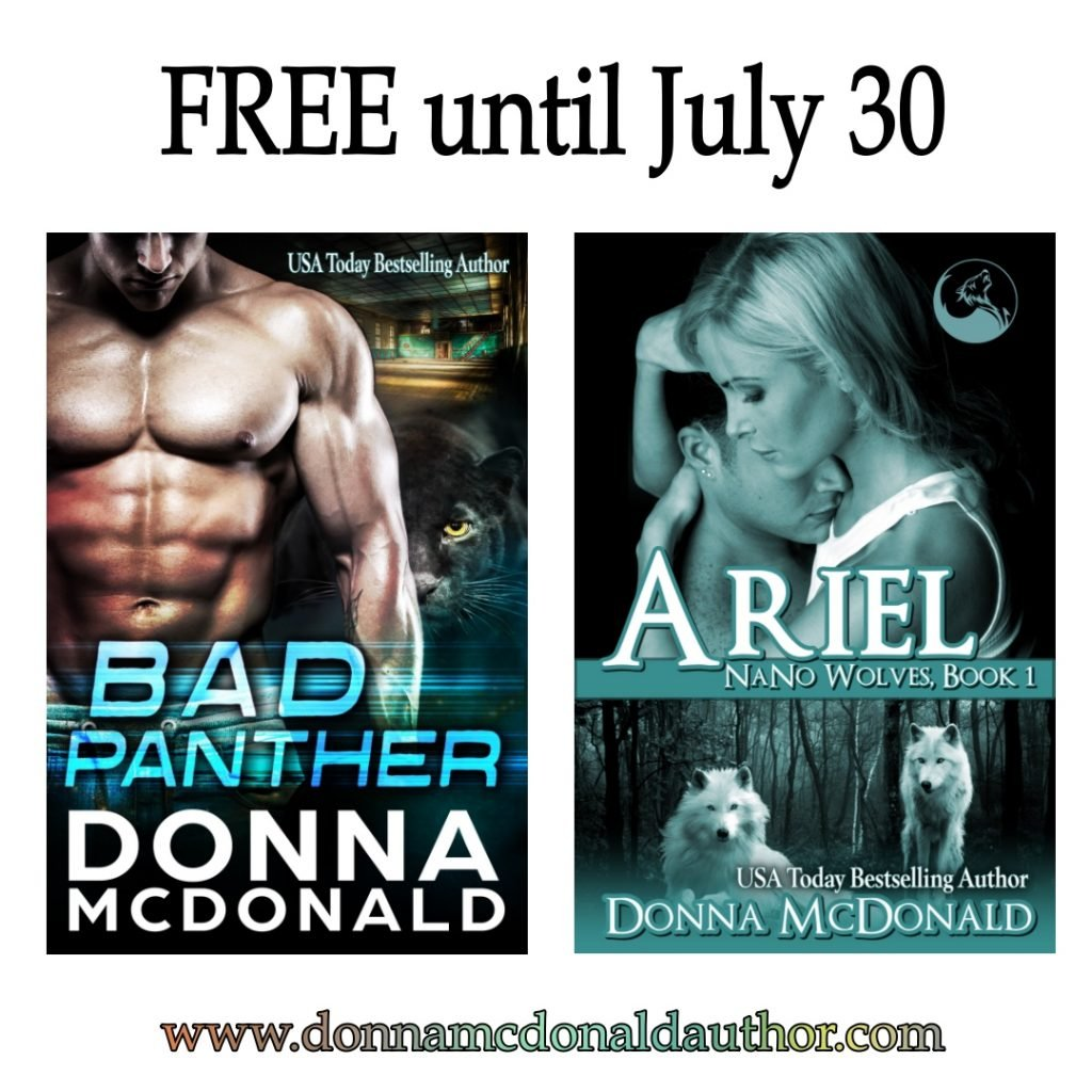 Ariel and Bad Panther Free Books