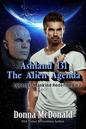Ashland 131 Cover, Donna McDonald