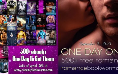 Over 500 eBooks 1 Day Only Sept 2